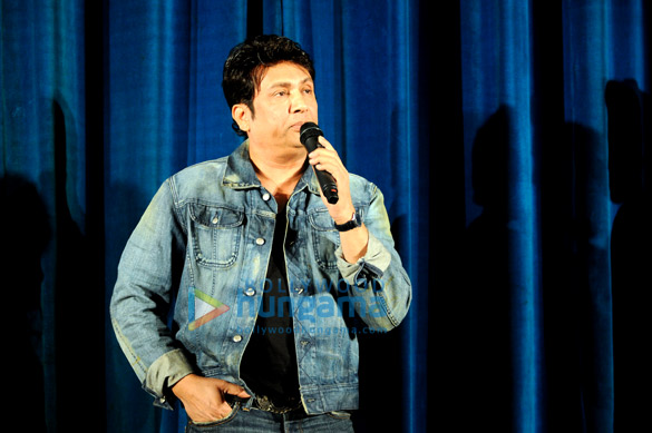 Promotion of 'Heartless' at Jai Hind College Festival