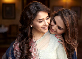 LGBT community embraces Madhuri-Huma's lesbian love
