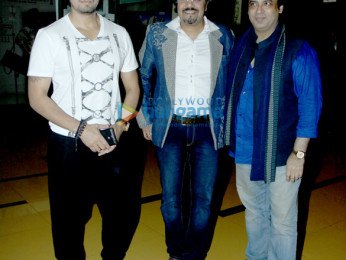 Sonu Nigam, Bikram Ghosh, Girish Malik