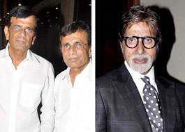 Abbas-Mustan rope in Big B for their next