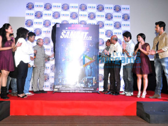 Madalasa Sharma, Kavita Barjatya, Kaushik Ghatak, Gufi Paintal, Sooraj Barjatya, Bhaumik Sampat, Puja Gupta, Rajniesh Duggal