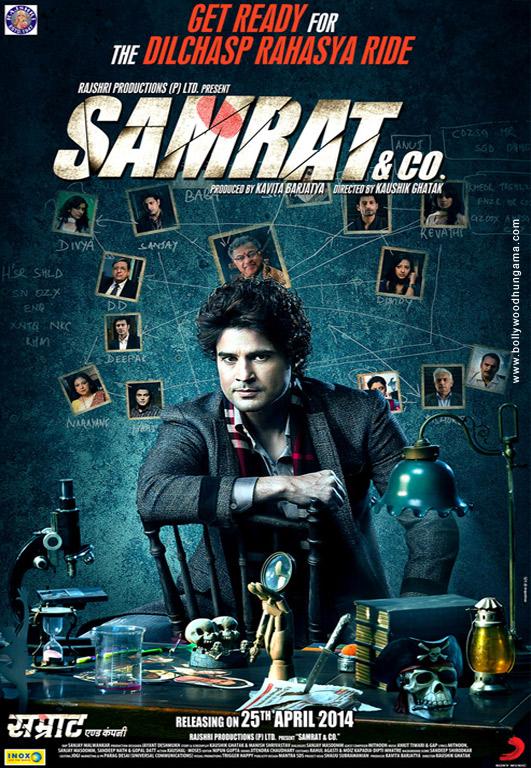 Samrat & Co. Cover