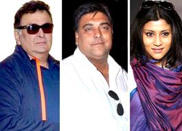 Rishi, Ram Kapoor and Konkana in Aayee Bala Ko Taal Tu