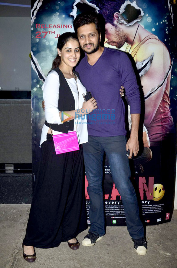Special screening of 'Ek Villain' hosted by Riteish Deshmukh