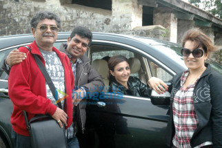 Sunill Khosla,Manish Harishankar,Soha Ali Khan,Vibha Dutta Khosla