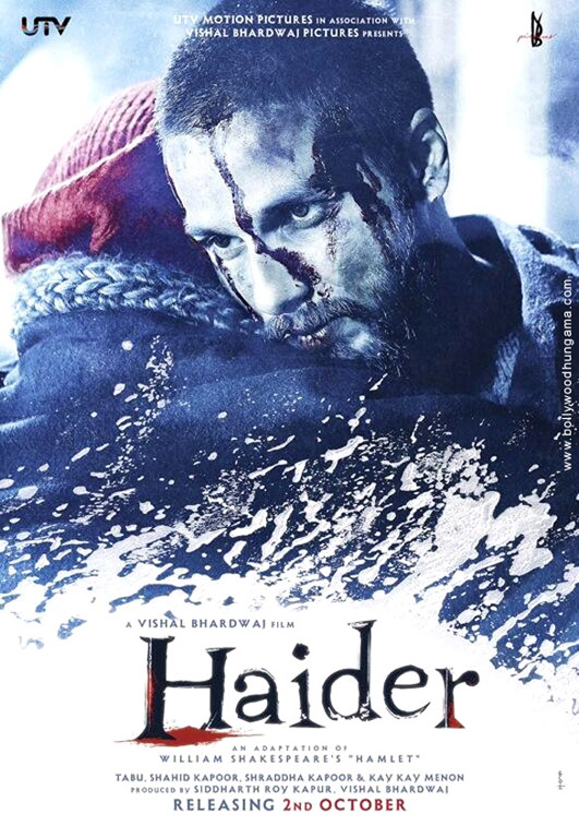 Haider Cover