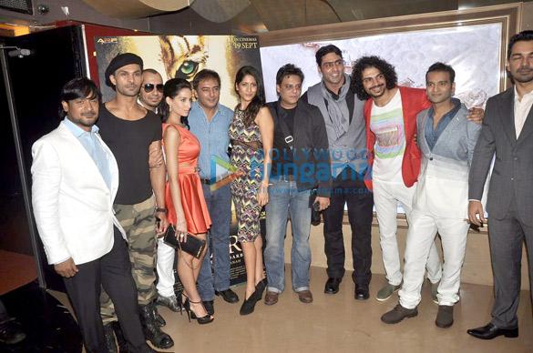 Aaran Chaudhary, Ali Quli, Naura Fatehi, Kamal Sadanah, Himarsha V, Abis Rizvi, Varinder Singh, Aadil Chahal, Abhinav Shukla