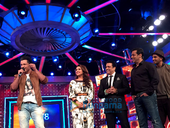 Promotion of 'Kill Dil' on Bigg Boss 8