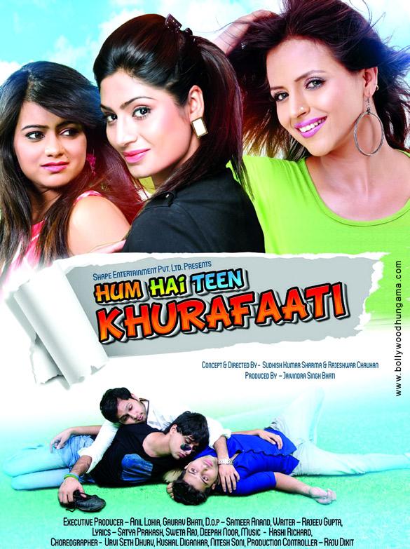 Hum Hai Teen Khurafaati