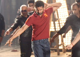 Presenting 'AJ Theme Song' with Prabhu Dheva dancing to out-takes
