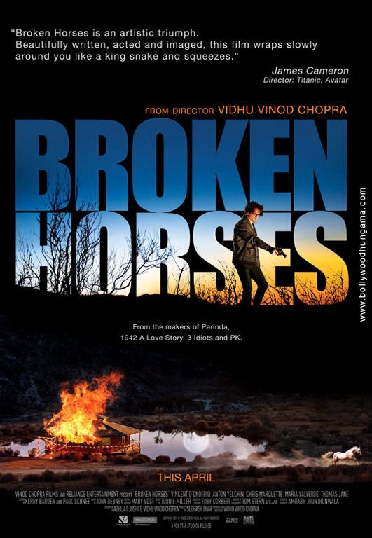 Broken Horses Cover