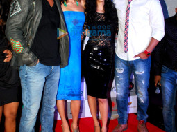 Zayed Khan, Talia Benson, Tena Desae, Rannvijay Singh