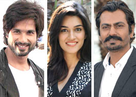 Shahid Kapoor-Nawaz-Kriti Sanon's Farzi is on track for January-February start