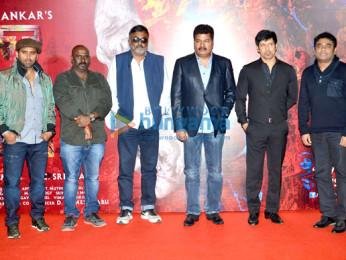 Bosco Martis, P.C. Sreeram, Shankar, Chiyaan Vikram, A R Rahman