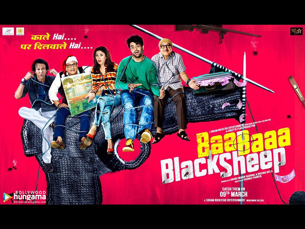 Baa Baaa Black Sheep