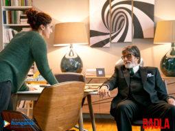 Wallpaper of the Movie Badla