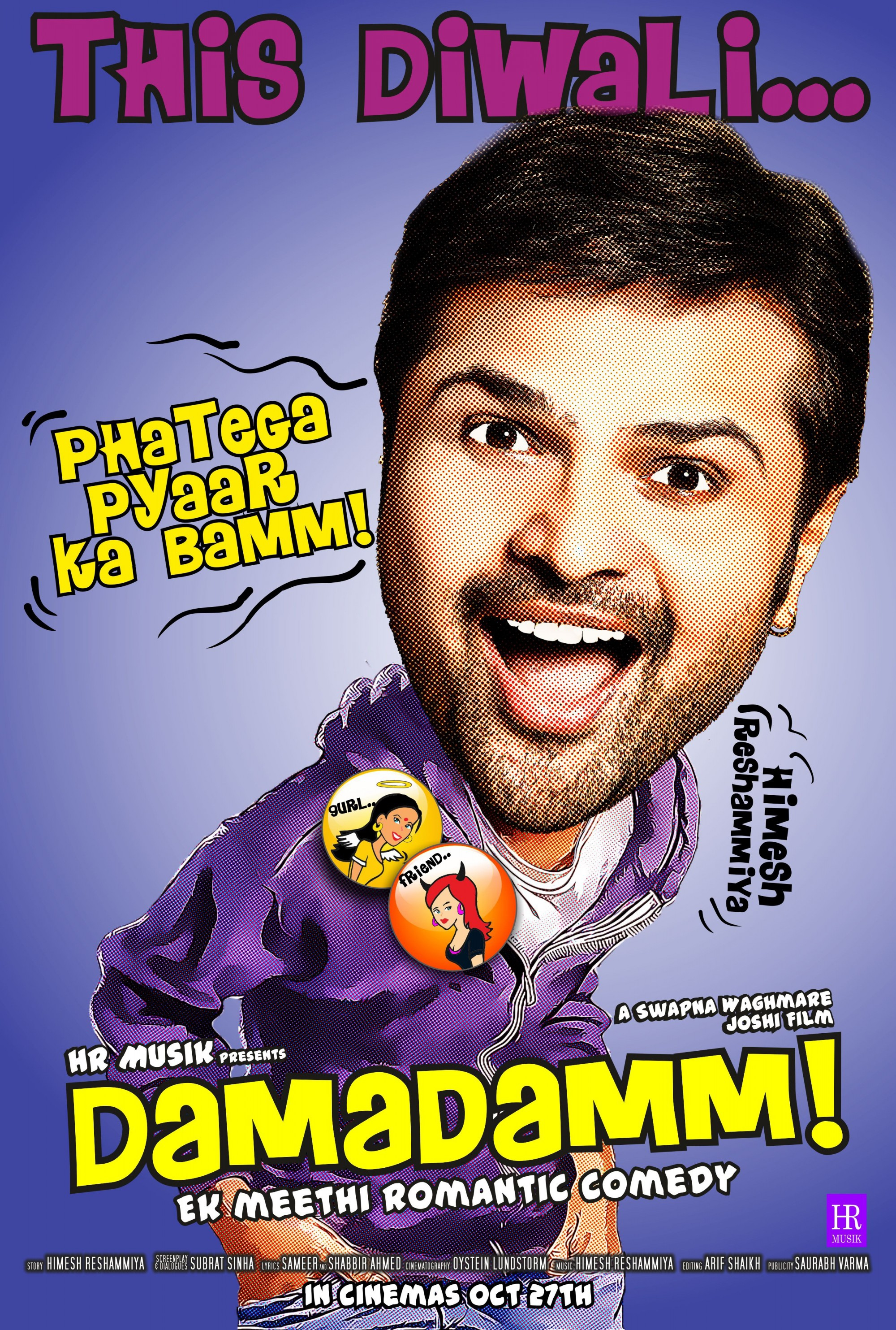 Damadamm Movie Review Release Date Songs Music Images Official Trailers Videos Photos News Bollywood Hungama