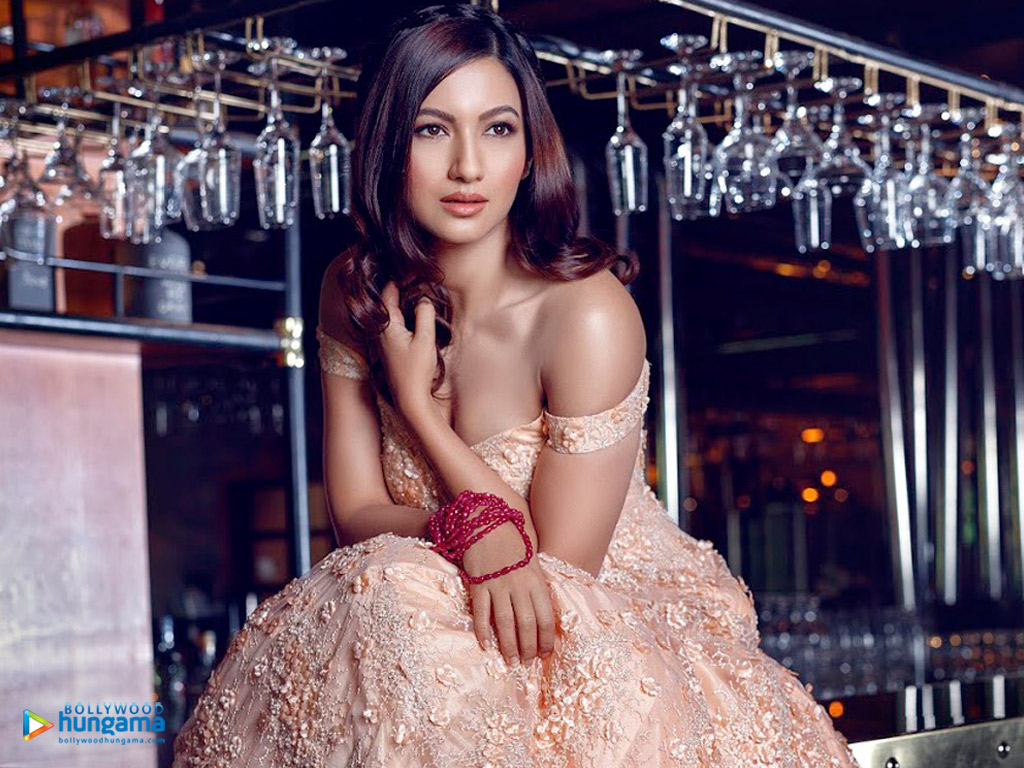 Celebrity Wallpapers of Gauahar Khan