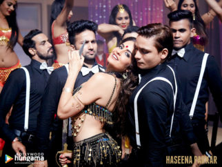 Wallpaper of the movie Haseena Parkar