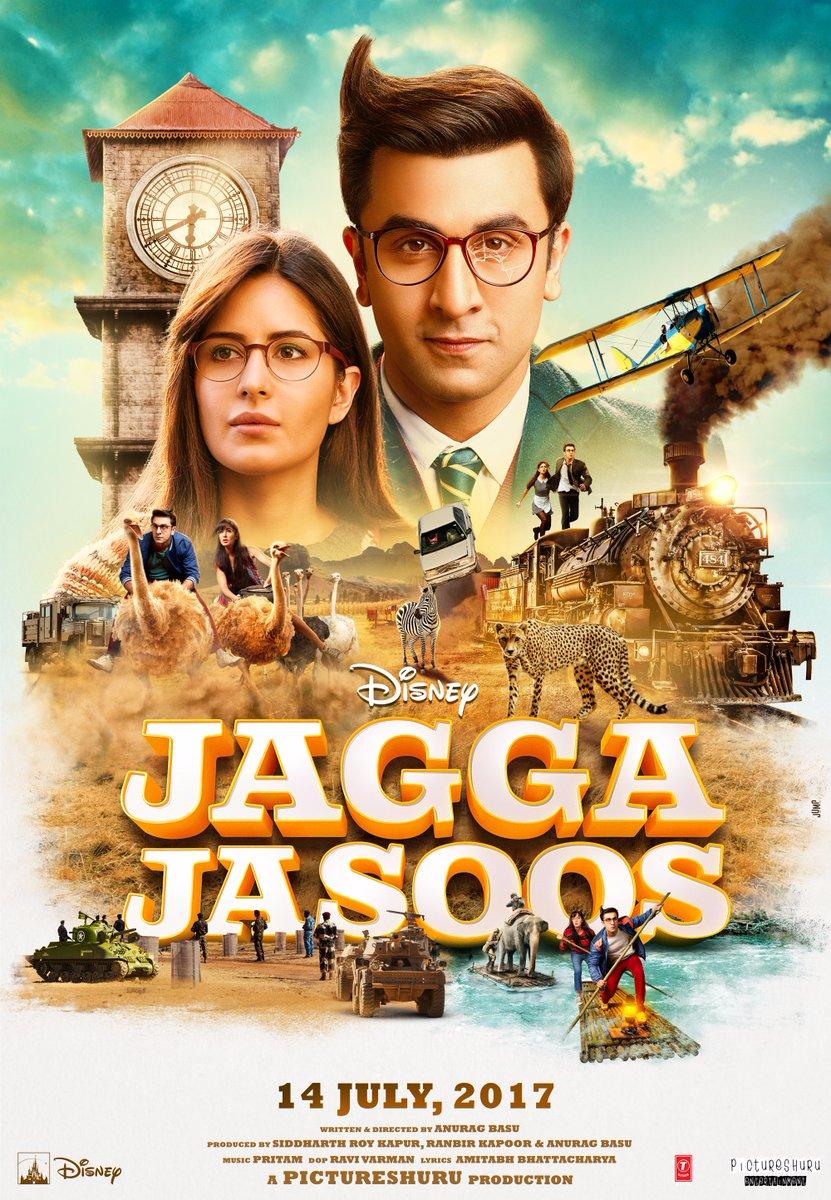 jagga jasoos music review bollywood hungama