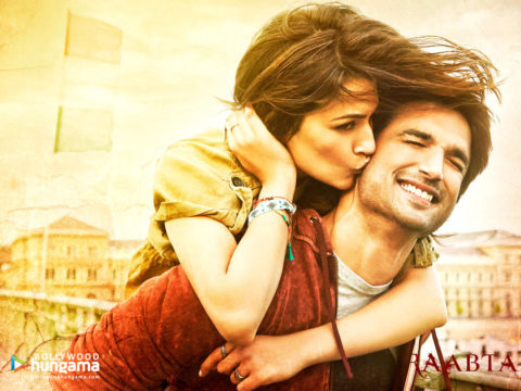 Wallpapers Of The Movie Raabta