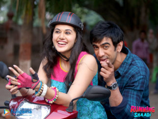 Movie Wallpapers Of The Movie Running Shaadi