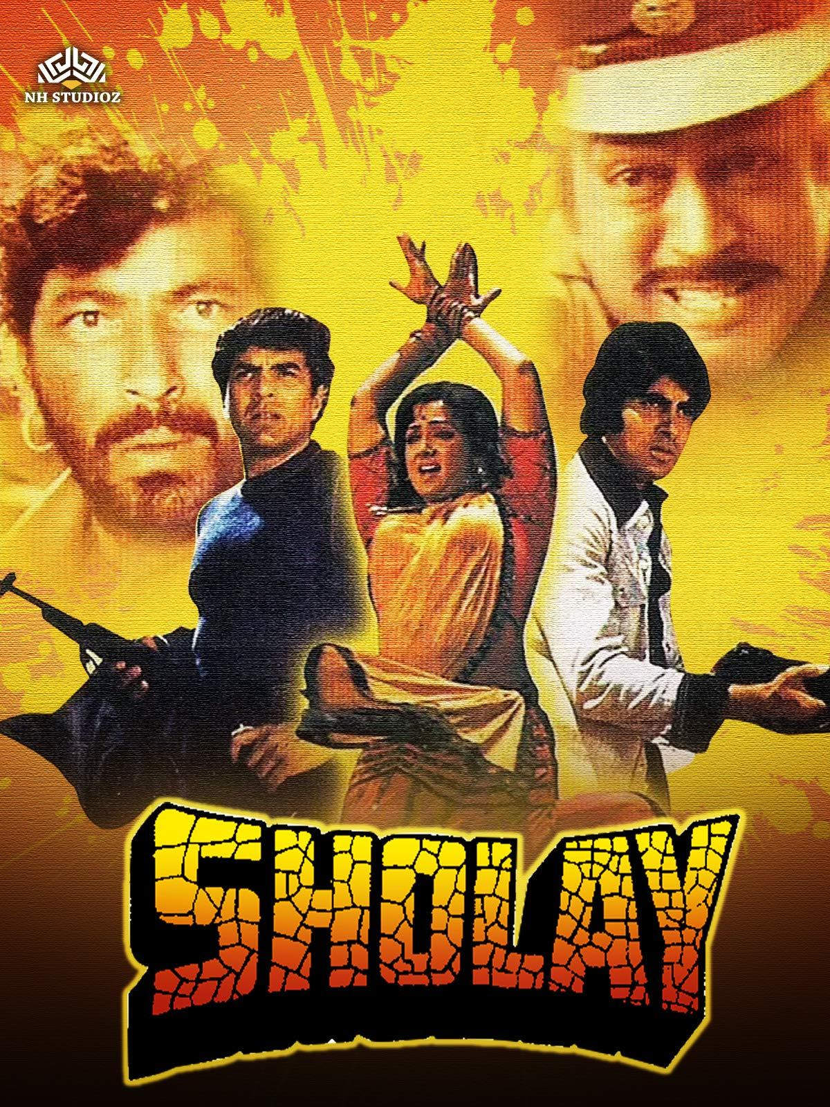 Sholay | Classical Movies