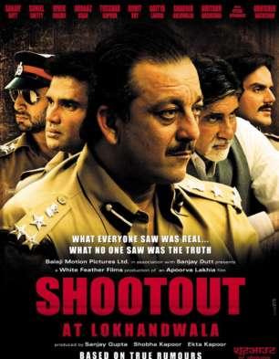 Shootout At Lokhandwala Review 3 5 Shootout At Lokhandwala Movie Review Shootout At Lokhandwala 2007 Public Review Film Review