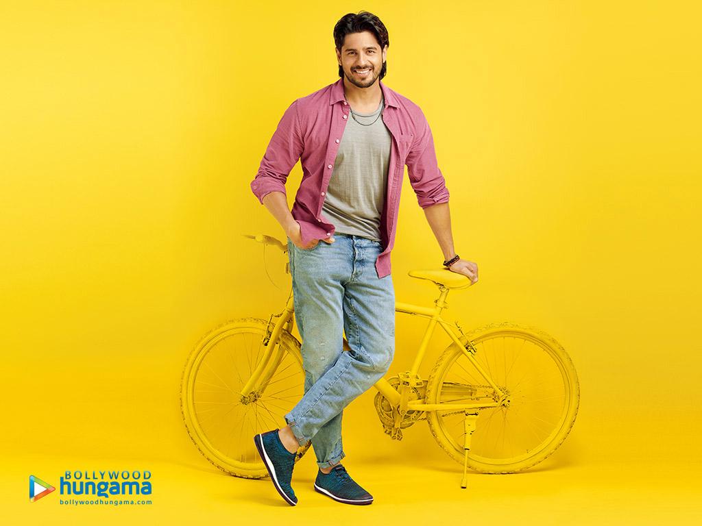 Celebrity wallpaper of Sidharth Malhotra