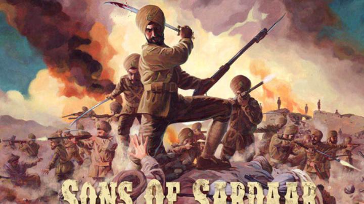 Movie Wallpapers Of The Movie Sons Of Sardaar: Battle Of Saragarhi