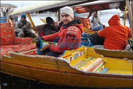 Check Out: Aamir Khan visits Kashmir