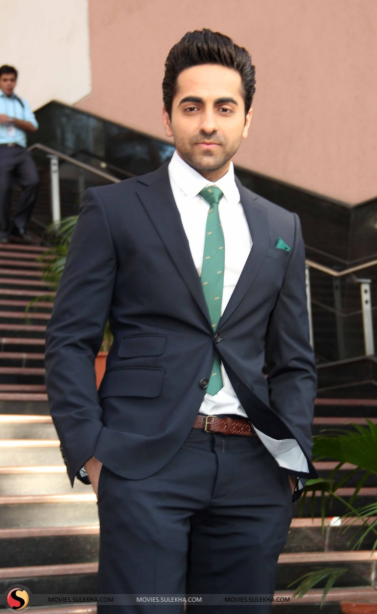 Ayushmann Khurrana Movies, News, Songs & Images