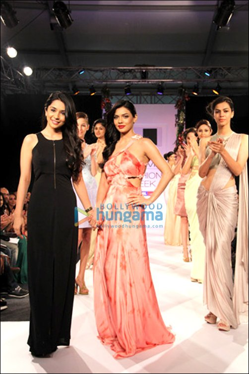 B-town stars at Lakme Fashion Week 2013- Day 2 & 3