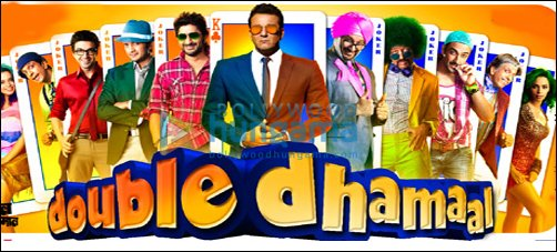 Pixion accomplishes visual effects for Double Dhamaal