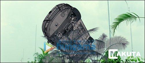 Hyderabad-based Makuta VFX delivers visual effects of Makkhi