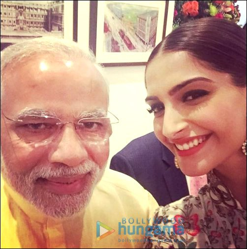 Check out: Bollywood stars click selfies with PM Narendra Modi