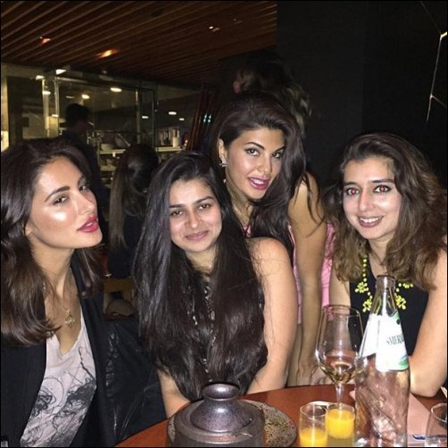Check out: Nargis Fakhri, Jacqueline Fernandez go pub hopping in London