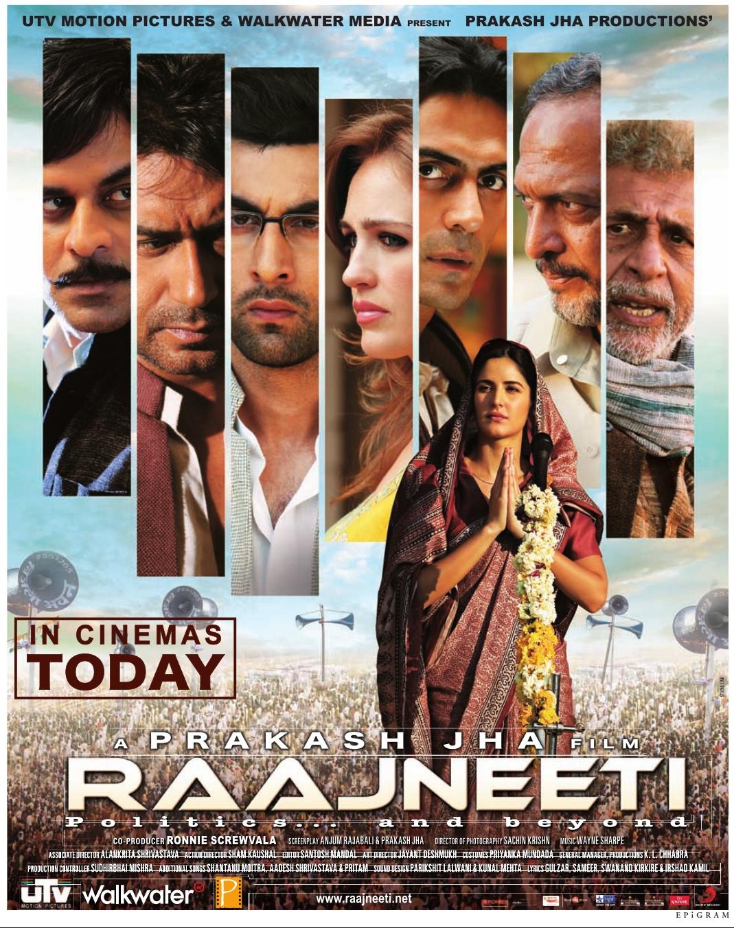 Raajneeti - Topic - YouTube