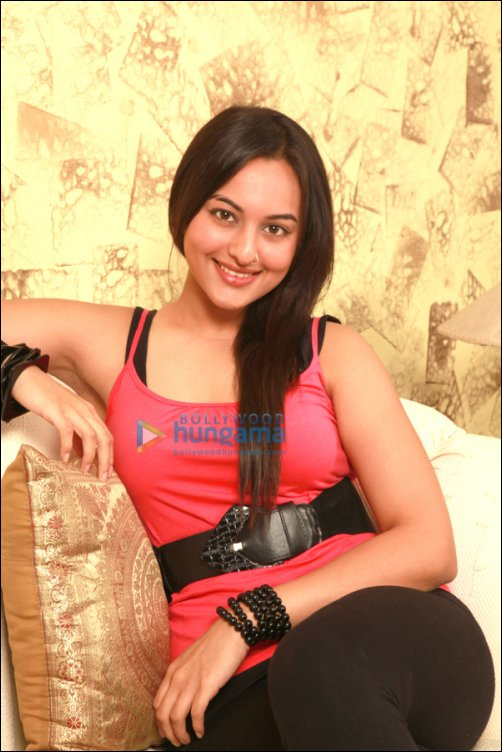 Introducing Sonakshi Sinha