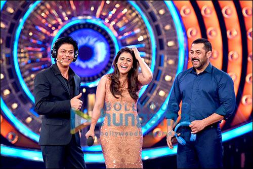 Check out: Shah Rukh Khan, Salman Khan host a humorous episode of Bigg Boss 9