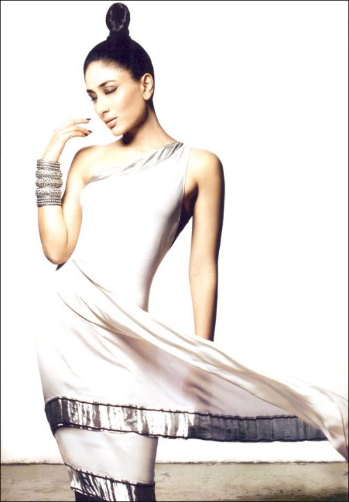 Kareena Kapoor is in 'Vogue' as she features in the international fashion magazine