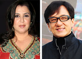 Farah Khan to choreograph for Jackie Chan's Indo-China film