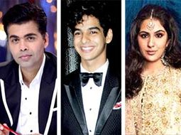 Karan Johar to launch Ishaan Kapoor and Sara Ali Khan in musical