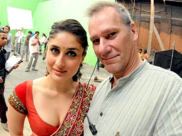 On The Sets Of Ra. One
