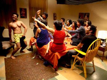 Movie Still From The Film Turning 30!!!,Purab Kohli,Gul Panag