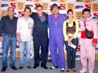 Photo Of Pradeep Uppoor,Prabal Baruah,Anooj Kapoor,Nitesh Pandey,Sonali Nikam,Viinod Rai From The SAB TV launches 'Jaankhilavan Jasoos'