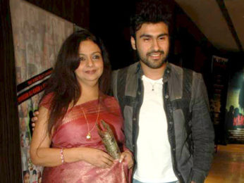 Photo Of Neelima Azim,Arya Babbar From The Mahesh Bhatt launches film 'Kuch Log' based on 26/11