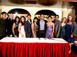 Photo Of Sanjeev Jhaveri,Deepti Gupta,Pallavi Sharda,Manish Dayal,Manu Narayan,Ami Sheth,Samrat Chakrabarti,Carrie Anne James From The Premiere of 'Walkaway'
