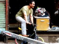 Movie Still From The Film Dhobi Ghaat,Aamir Khan