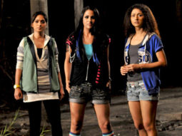 Movie Still From The Film United Six,Pooja Sharma,Luna Lahkar